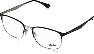 b9fa041977 Ray-Ban 0RX6421 Monturas de gafas, Silver On Top Matte Black, 52 Unisex