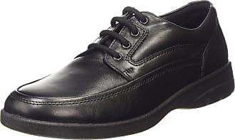 Padders Fire Mens Casual Lace Up Shoes 10.5 UK Black