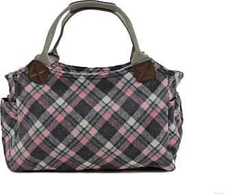Your Dezire Womens Designer Office Tweed Tote Bag Ladies Shoulder Handbag Work New Pink
