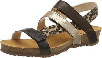 Think Womens 686377_Dumia Sling Back Sandals, Multicolour Pallisandro Kombi 27, 6 UK