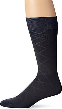 a9fd28a089 Perry Ellis Mens Microfiber Luxury Diamond Crew Sock