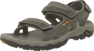 Teva M Hudson, Mens Sandals, Grey (Bungee Cord), 44.5 EU (10 UK) (11 US)