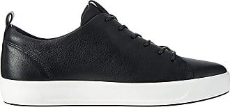 Ecco Ecco Soft 8 Ladies 440503, womens Low-Top Sneaker, Black, 4/4.5 UK (37 EU)
