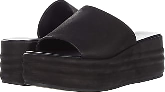 Free People Harbor Flatform Black 38 (US Womens 8) M