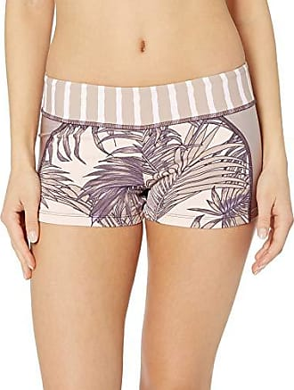 e1a7f79a4b Delivery: free. Maaji Womens Samba De Verao Surf Shorts Swimsuit, Purple  Palm Stripe, Small