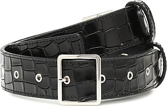 Altuzarra Croc-effect leather belt