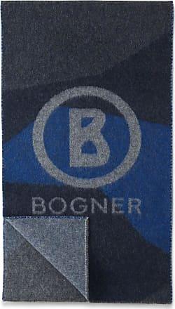 Bogner Scarf Neckwear for Men - Navy blue/Grey