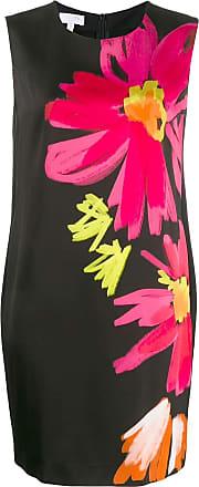 Escada Sport floral shift dress - Preto