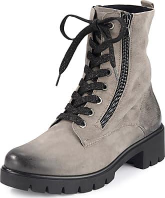 Semler Jessica lace-up ankle boots Semler beige
