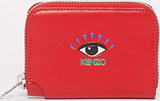 Kenzo Eye coin purse with zip