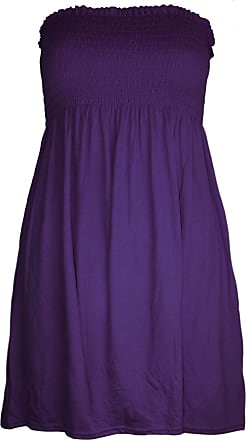 Purple Strapless Dresses: Shop up to −77% | Stylight