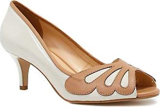 3fa93cb3d5 Sapatos Peep Toe (Convidados De Casamento) − 148 produtos de 43 ...