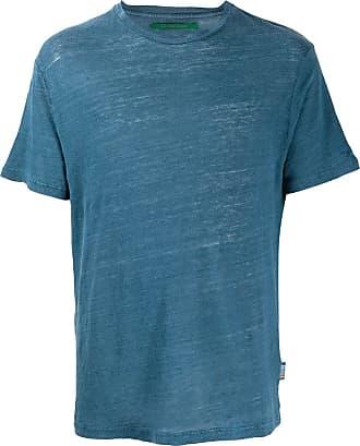 Hand Picked Camiseta mangas curtas - Azul