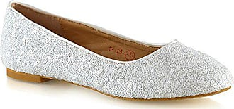 premium selection 050da e0b04 Ballerinas in Weiß: 483 Produkte bis zu −40% | Stylight