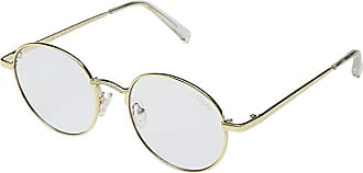 Quay Eyeware I See You - Blue Light Glasses (Gold/Clear Blue Light) Fashion Sunglasses