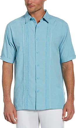 Details about  /Cubavera Men/'s Big /& Tall Geometric Panel Embroide Choose SZ//color
