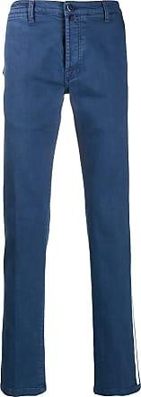 Kiton denim trousers - Blue