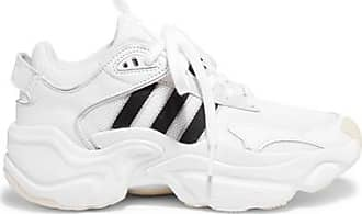 Adidas Leder Sneaker: Bis zu bis zu </div>             </div>   </div>       </div>     <div class=