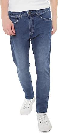 Calvin Klein Jeans Calça Jeans Calvin Klein Jeans Skinny Estonada Azul
