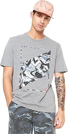 Globe Camiseta Globe Cosmic Cinza