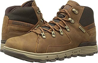 CAT Stiction Hiker Waterproof Ice+ (Brown Sugar) Mens Lace-up Boots