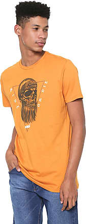 Hawaiian Dreams Camiseta HD Core Skull Caramelo