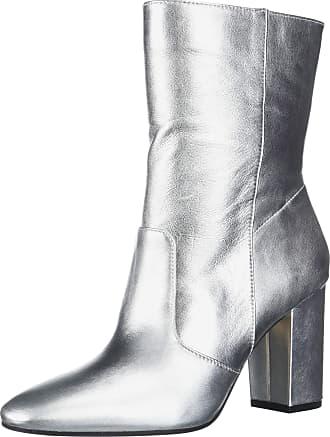 Jessica Simpson Womens Kaelin2 Fashion Boot, Platinum, 5 UK