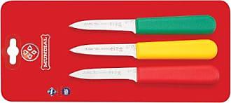 Mundial SCRYW5688E-3 3-1//2-Inch Serrated Edge Sandwich Spreader Red Set of 3