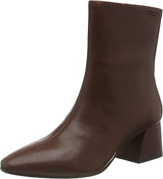Vagabond Womens Alice Ankle Boots, Brown Chocolate 35, 6 UK