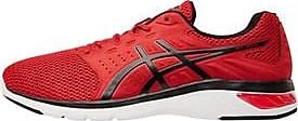 Asics lace up neutral running shoes with rearfoot GEL technology and Ortholite lasting for breathability and maximum comfort