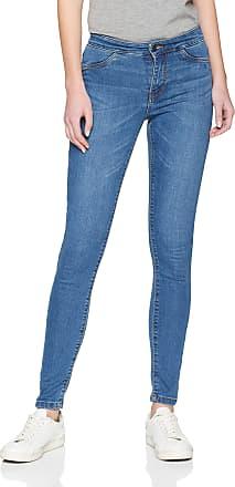 Jacqueline de Yong Womens JDYELLA Jegging RW DNM NOOS Skinny Jeans, Blue (Medium Blue Denim Medium Blue Denim), 31W x 32L