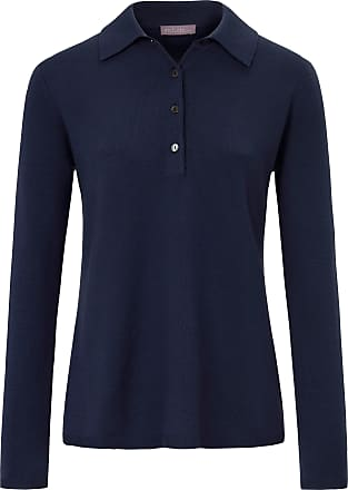 include Polo collar jumper include blue