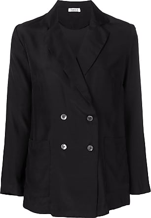 P.A.R.O.S.H. double buttoned blazer - Black