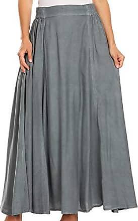 6cdfd60fc8bb Maxiröcke in Grau: 80 Produkte bis zu −70% | Stylight