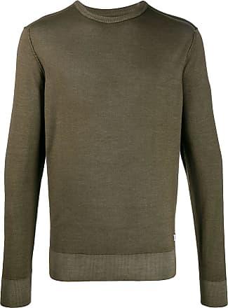 C.P. Company Suéter decote careca - Verde