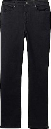 Generic Ladies Cedar Black Straight Leg Jeans (14 Regular)