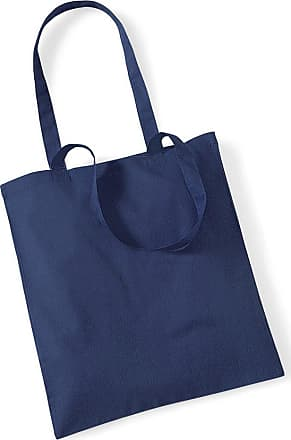 Westford Mill Promo shoulder tote French Navy