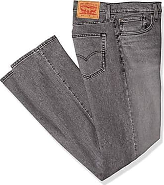 Levi's Mens Big and Tall Big & Tall 559 Relaxed Straight Fit Jean, Asteroid Light Grey/Way Stretch 46W x 30L