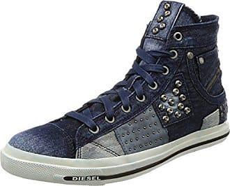Diesel Herren Magnete Exposure I Y00023 Hohe Sneaker, Blau (Indigo), 46 EU 3de353ee79