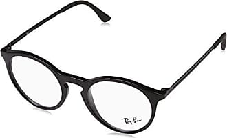 d25acbcd63cc9 Ray-Ban 0rx 7132 2000 50 Monturas de gafas Shiny Black Hombre
