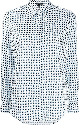 Escada all-over print shirt - Branco