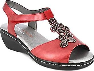 1f5ba606071b13 Sandalen in Rot  312 Produkte bis zu −63%