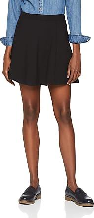Jacqueline de Yong Womens JDYPRETTY Skater Skirt JRS NOOS, Black (Black), XL