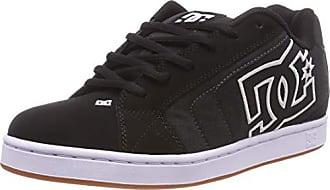 Se Homme Skateboard Khb DC EU de Herringbone Noir Net Black Chaussures 44 5qqXa