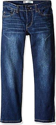 Levi's Boys Big 511 Slim Fit Performance Jeans, Resilient Blue, 18