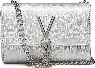 Mario Valentino Divina Bags Small Shoulder Bags - Crossbody Bags Silver Valentino By Mario Valentino