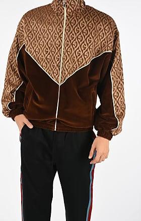 Gucci Felpa in Velluto Ricamata taglia Xs