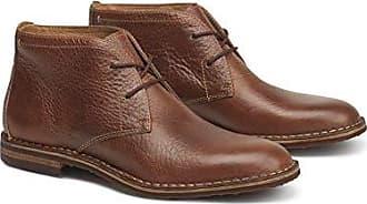 Trask Mens Brady Chukka Boot, Saddle Tan, 8.5 M US