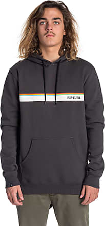 Rip Curl Mama Skyline Fleece Men,Hooded Sweater,Hoodie,Sweater,Sweater with Hoodie,Anthracite,M