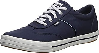 Keds Womens Courty Core Sneaker, Navy, 055 M US
